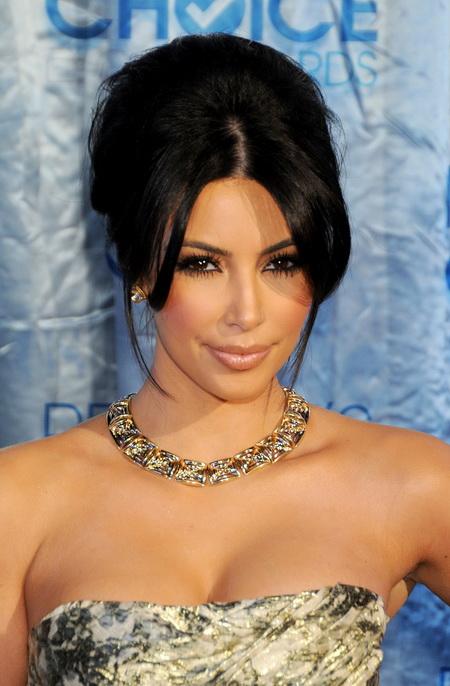Kim Kardashian Hair Styles Olivia Christensen